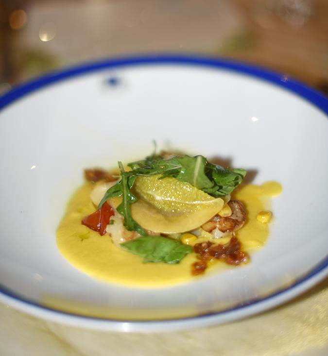 Salvatore Ferragamo | Akanksha Redhu | dinner