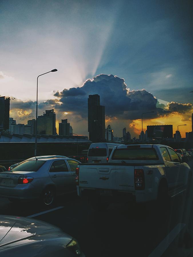 Bangkok | Akanksha Redhu | bkk sunset