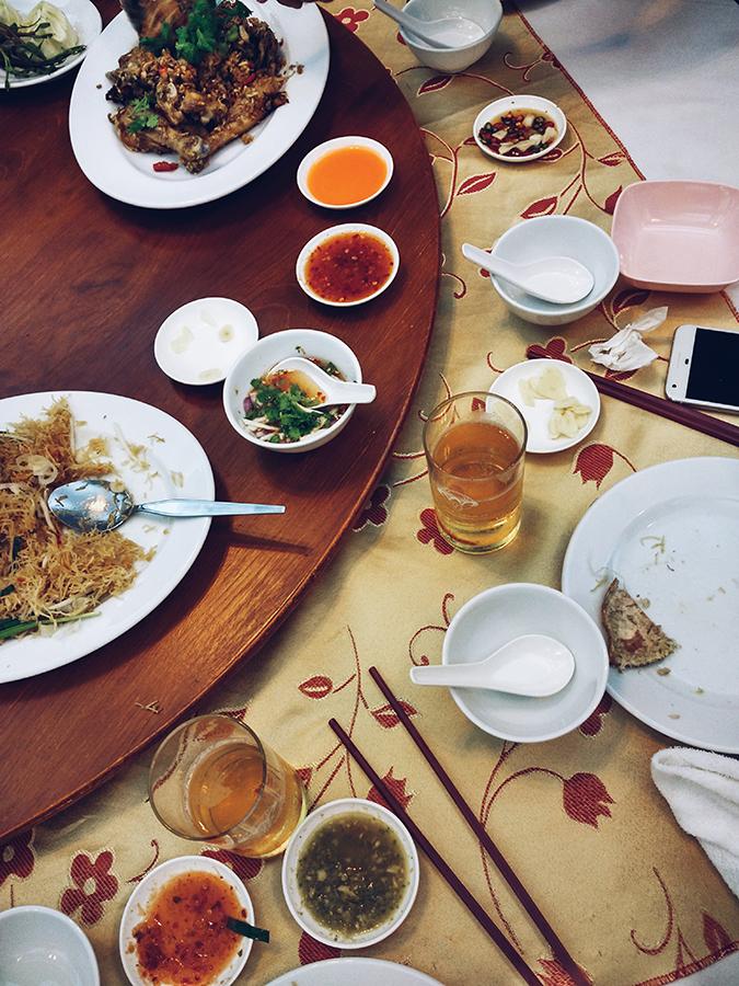 Bangkok | Akanksha Redhu | dinner