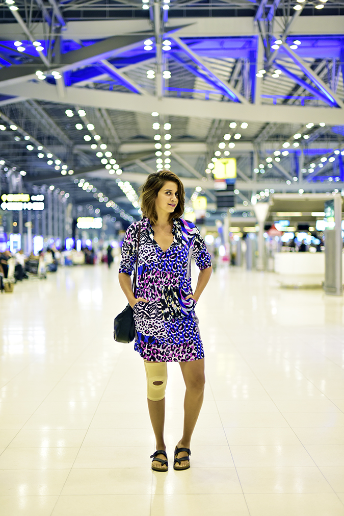 Bangkok | Akanksha Redhu | fullfront airport