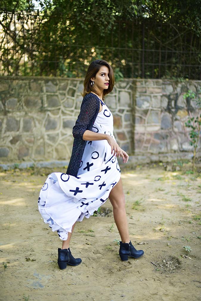 FabAlley x Masaba | Akanksha Redhu | full side walk fly