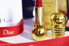 Christmas Cheer with Dior Makeup