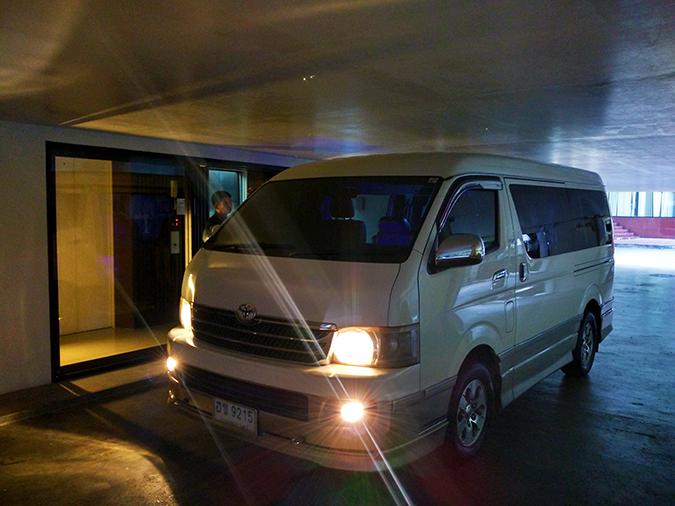 Bangkok | Akanksha Redhu | drop off cab