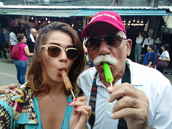 Chatuchak Weekend Market Bangkok   Akanksha Redhu   me dad popsicle