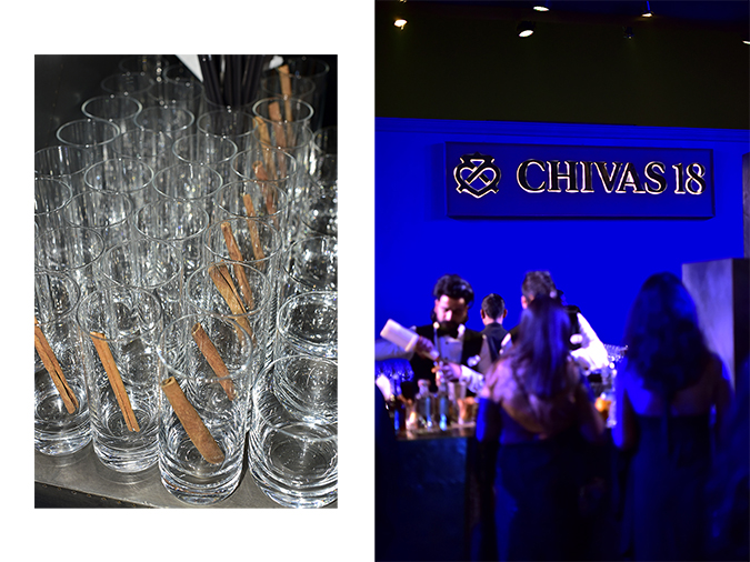 Chivas 18 Alchemy   Akanksha Redhu   cinnamon glass bar combo