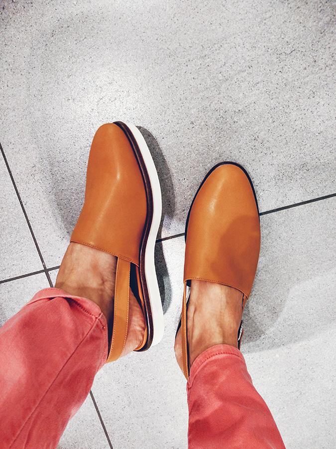 Charles & Keith | Akanksha Redhu | wearing tan shoes