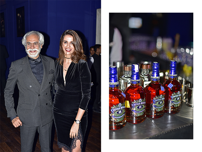 Chivas 18 Alchemy | Akanksha Redhu | with sunil bottle combo