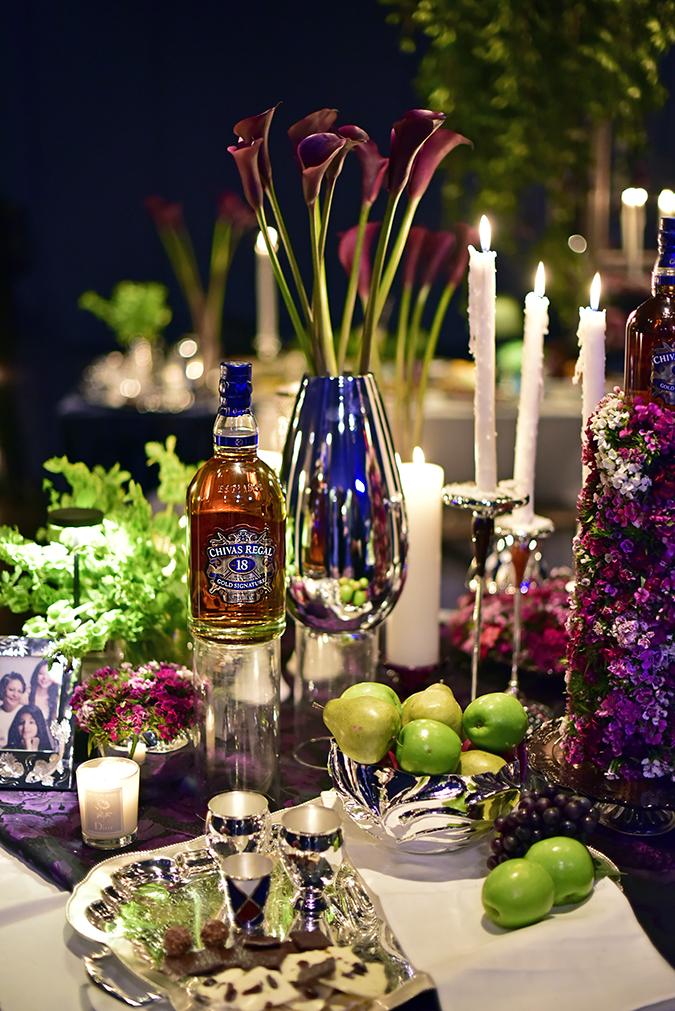 Chivas 18 Alchemy   Akanksha Redhu   kalyani chivas on table far