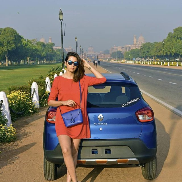 Cruising through Delhi looking fine in the hottest colours ofhellip