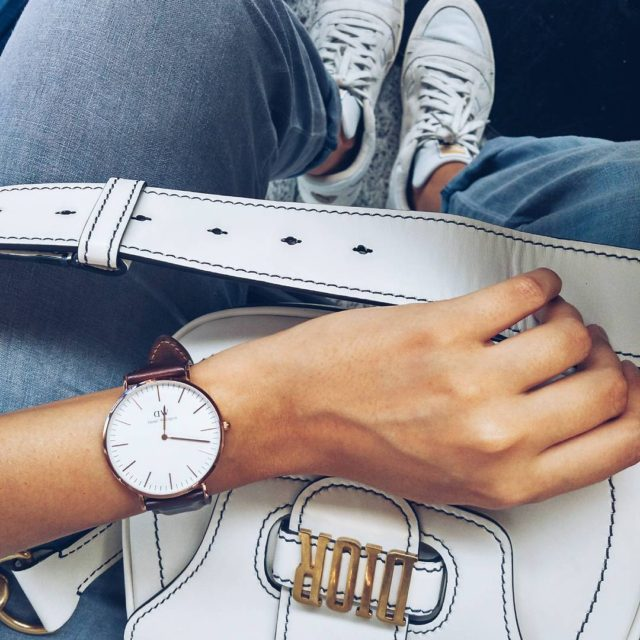 Details from my airport look today DFence bag by diorhellip