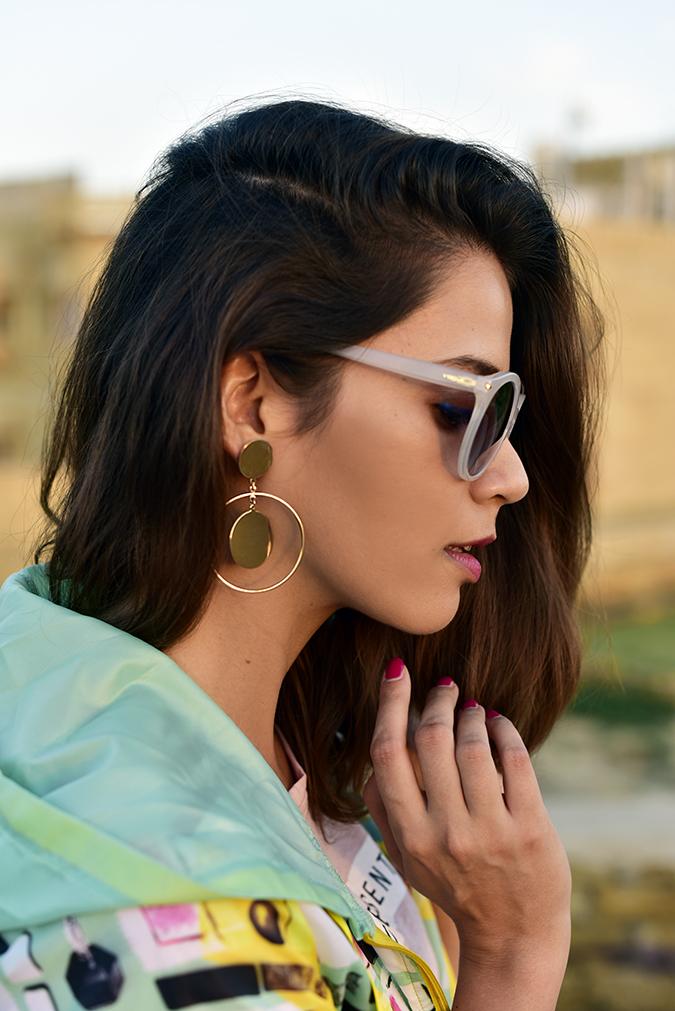 #MasabaxKoovs | Akanksha Redhu | earring