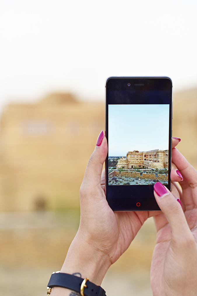 Nubia Z11 miniS | Akanksha Redhu | pic of property in phone