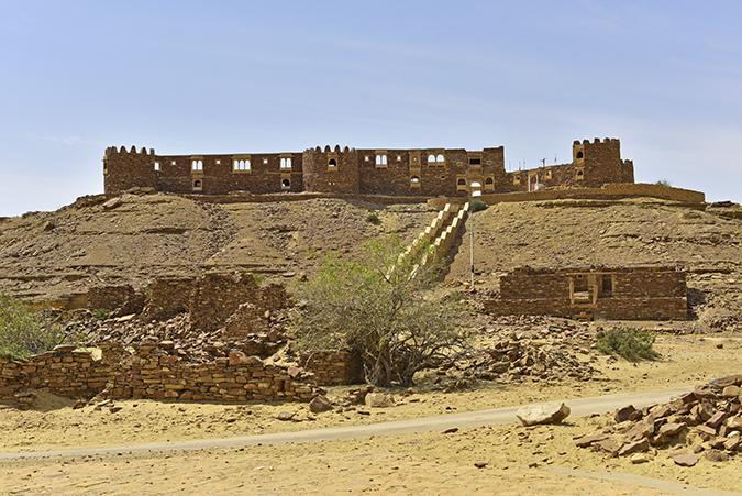 Suryagarh Jaisalmer | Akanksha Redhu | fort wide