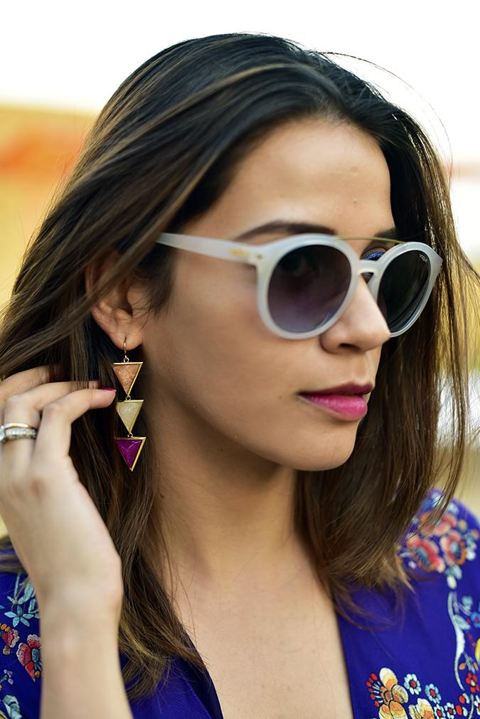 #ShowYourVogue | Akanksha Redhu | earrings
