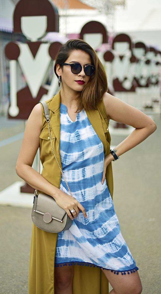 Amazon India Fashion Week | Akanksha Redhu | half front long