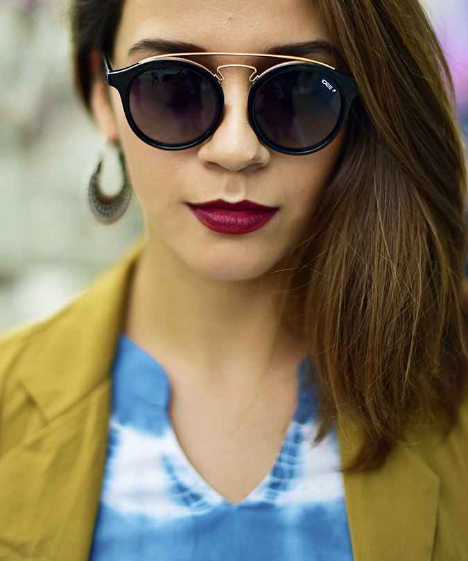 Amazon India Fashion Week | Akanksha Redhu | sunglasses