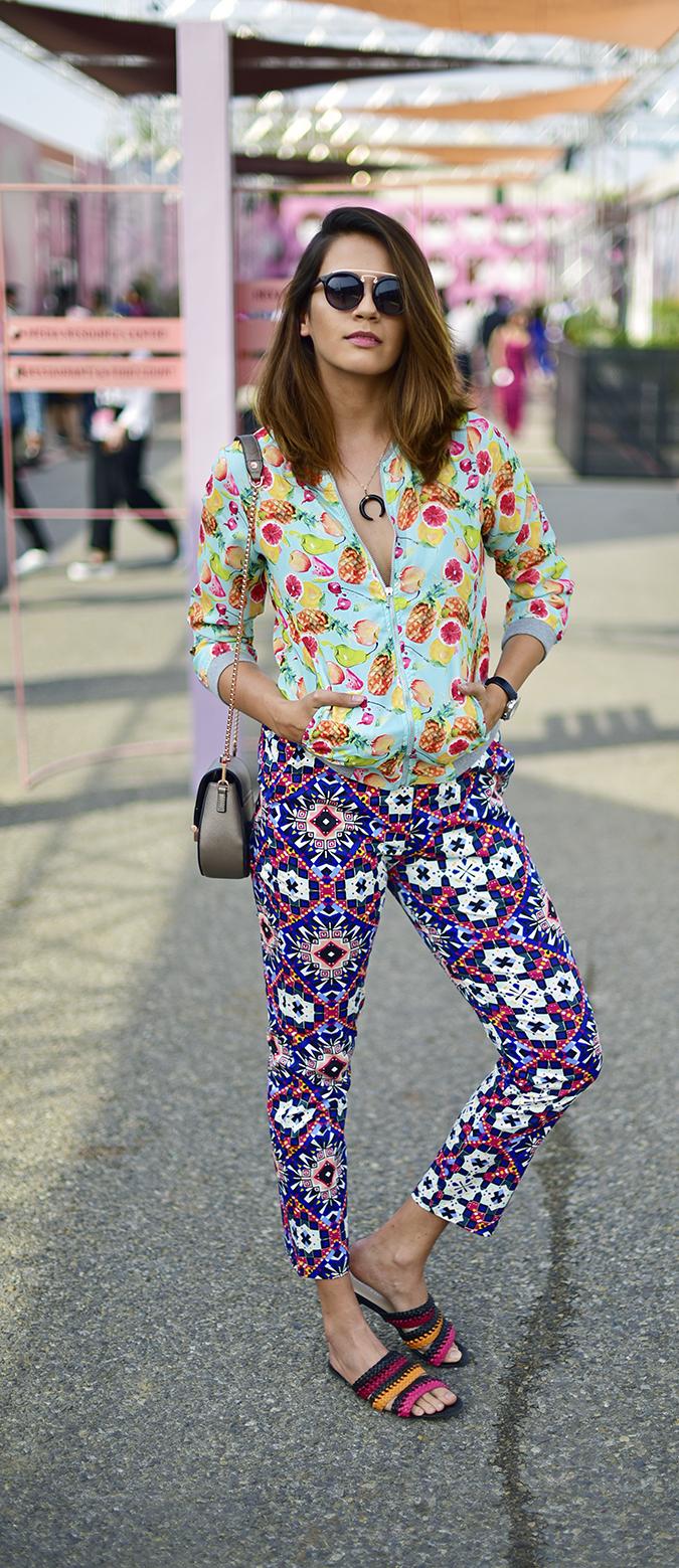 Amazon India Fashion Week   Akanksha Redhu   full front long sun