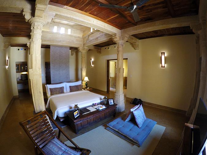Suryagarh Jaisalmer | Akanksha Redhu | bedroom