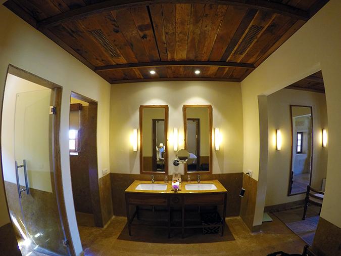 Suryagarh Jaisalmer | Akanksha Redhu | bathroom