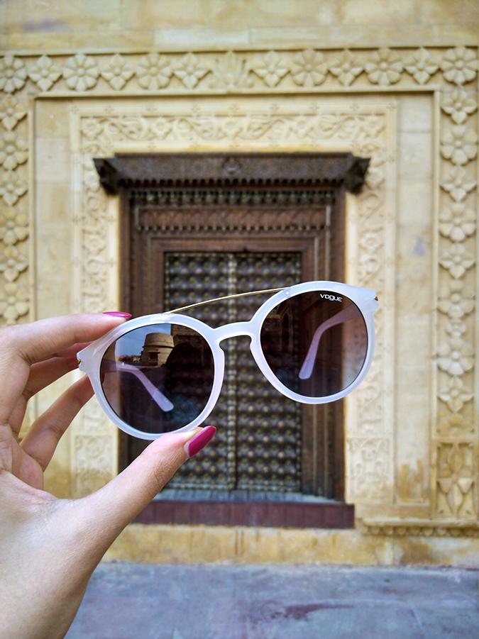 Nubia Z11 miniS | Akanksha Redhu | sunglass focus