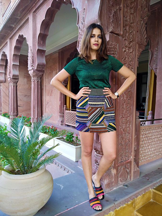 Nubia Z11 miniS | Akanksha Redhu | full front outfit