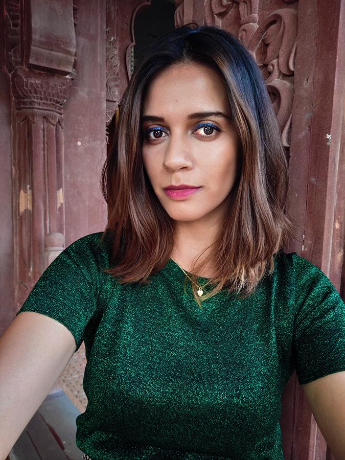 Nubia Z11 miniS | Akanksha Redhu | outfit selfie