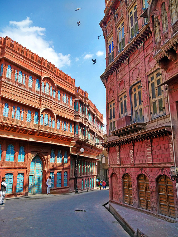 Narendra Bhawan | Akanksha Redhu | streets birds flying