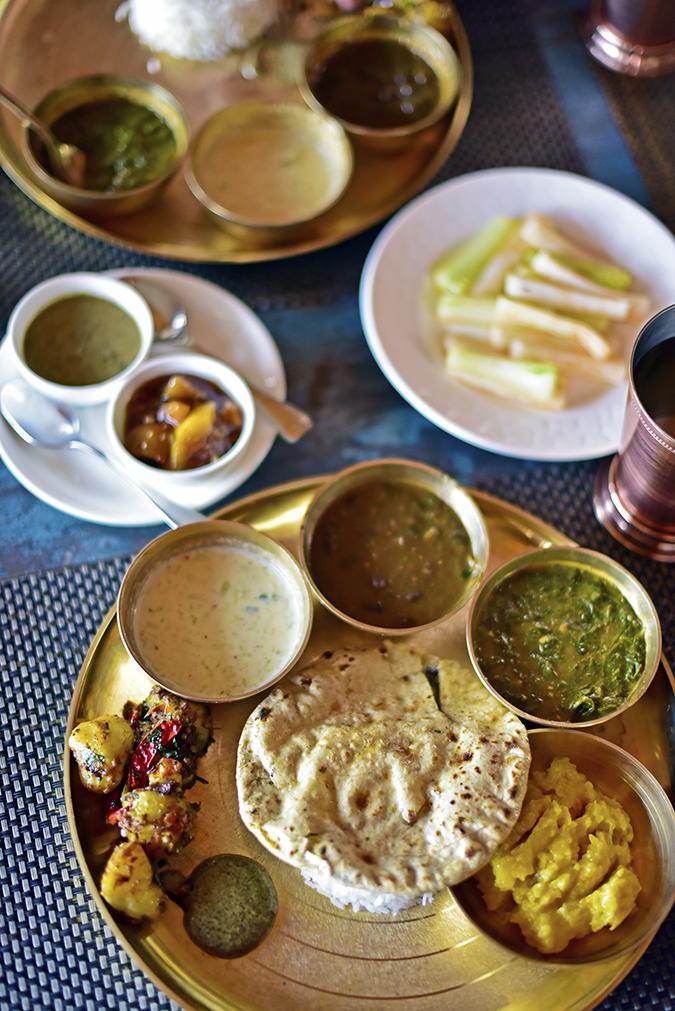 DYO The Organic Village Resort | Akanksha Redhu | Kumaoni thali