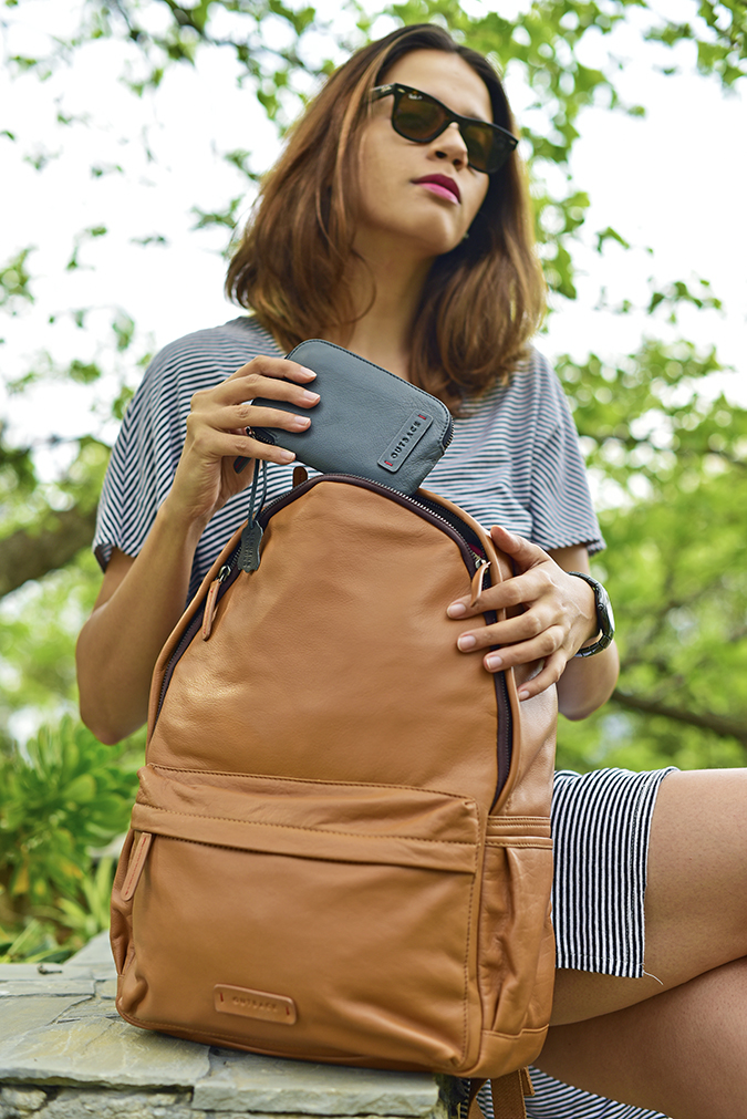 Outback | Akanksha Redhu | sitting wallet out of bag
