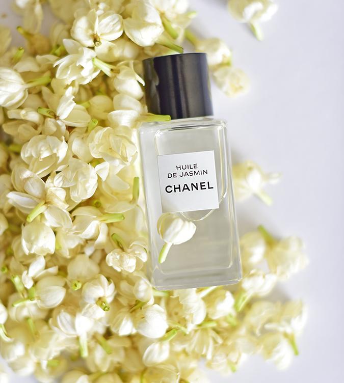 Chanel Huile de Jasmin   Akanksha Redhu  