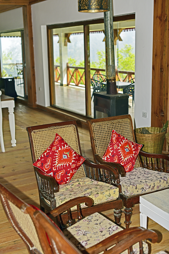 DYO The Organic Village Resort | Akanksha Redhu | cafe camera