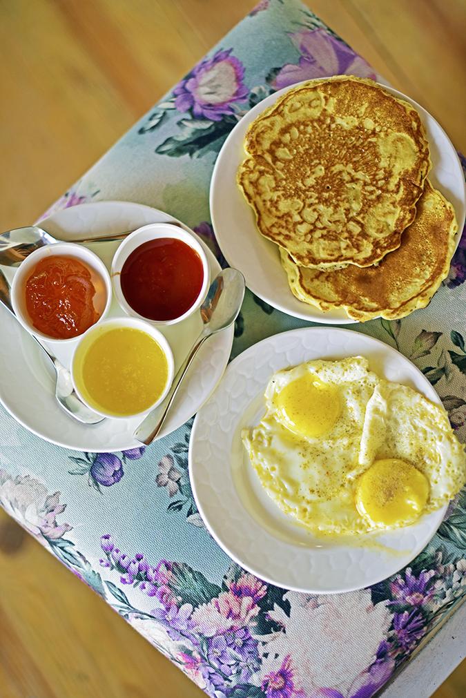 DYO The Organic Village Resort | Akanksha Redhu | breakfast