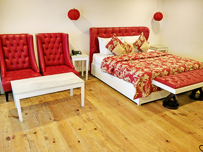 DYO The Organic Village Resort | Akanksha Redhu | bedroom